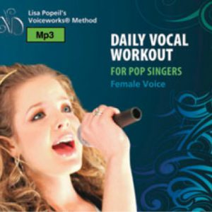 Daily Vocal Workout for Pop Singers-Female